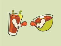 Chili & Bloody Battle