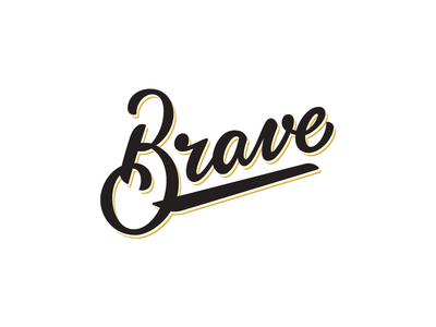 Brave Little Wordmark
