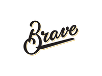 Brave Little Wordmark