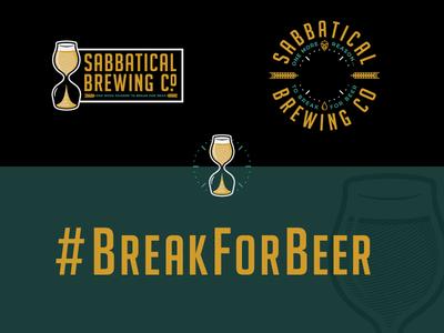 Sabbatical Brewing Co. Branding