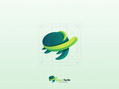 Green Turtle 2021 art
