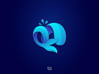 Mermaid Logo art