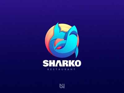 Sharko Restaurant art