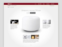 Daily UI 012 – E-Commerce (Single Item)