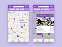 Daily UI 020 – Location Tracker