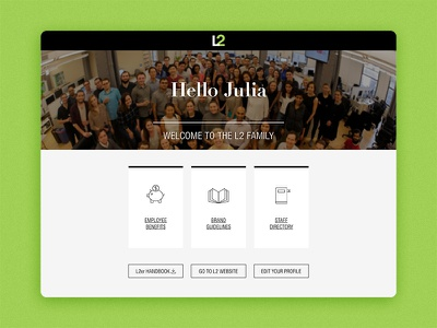 Daily UI 023 – Onboarding landing page kiwi l2 onboarding daily ui 023 daily ui
