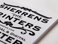 Sherrens Vintage Poster Prints