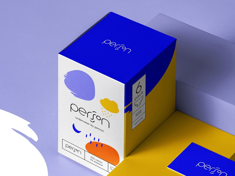 Person. Package design flat design flat logotype vector packing design package design branding illustration