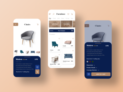 furniture branding illustration ui ux website design ui ux website typography design ui  ux uiux uidesign ui