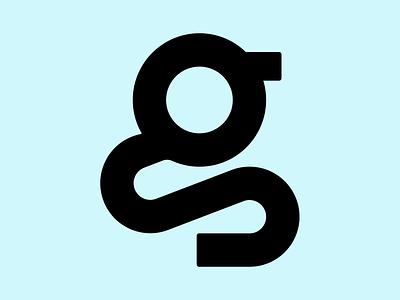 Letter g minimal flat icon lettermarklogo lettermark letter logo monogram logo monogram 36days g 36daysoftype08 36days 36daysoftype