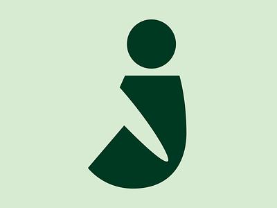 """Letter """"j"""" icon graphic design design flat minimal logo lettermark logo lettermark monogram 36days j 36days 36daysoftype"""