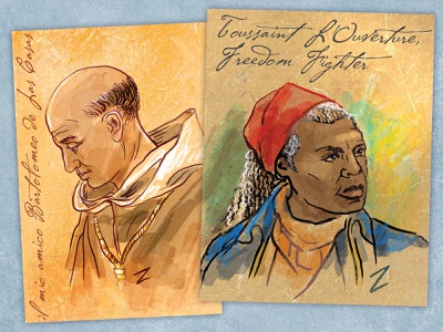 Zemi illustrations from American Hero ink drawing history heroes portraits photoshop art illustration