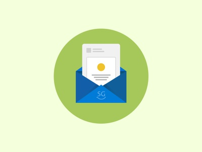 Confirmation email confirmation email letter icon seatgeek