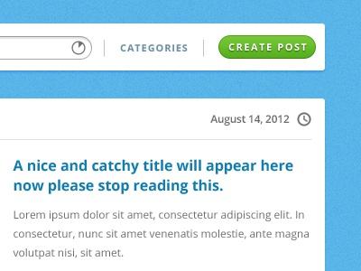 Working on something simple simple typography web open sans timeline