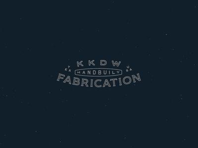 KKDW Shirts badge typography icon logo kkdw usa texas austin fabrication woodworking t-shirt shirt design