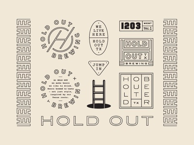 HOLD OUT BREWING brewing austin texas beer hold out