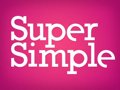Super Simple Logo
