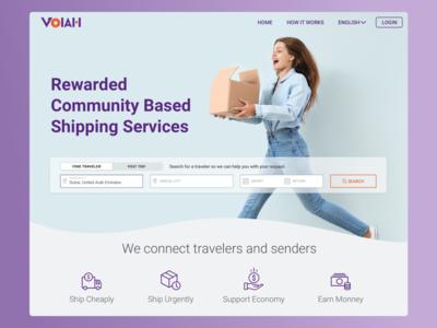 Voiah Marketing Website