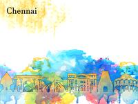 Chennai Illustration