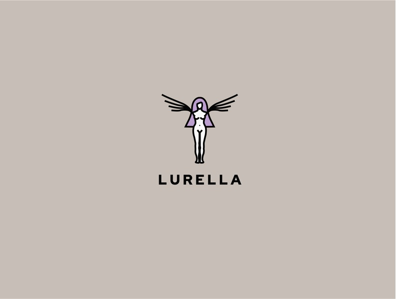 Lurella Beauty Studio - Logo design