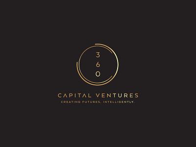 360 Capital Ventures | Brand Identity brand identity branding and identity brand design branding logo design logo