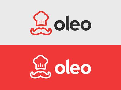 Oleo Branding Exploration logo branding oleo savvy apps design list chef app design ux