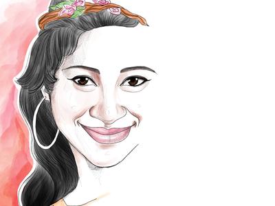 Illustration done on iPad Pro + Procreate illustration elocaricatures elo procreate ipad pro