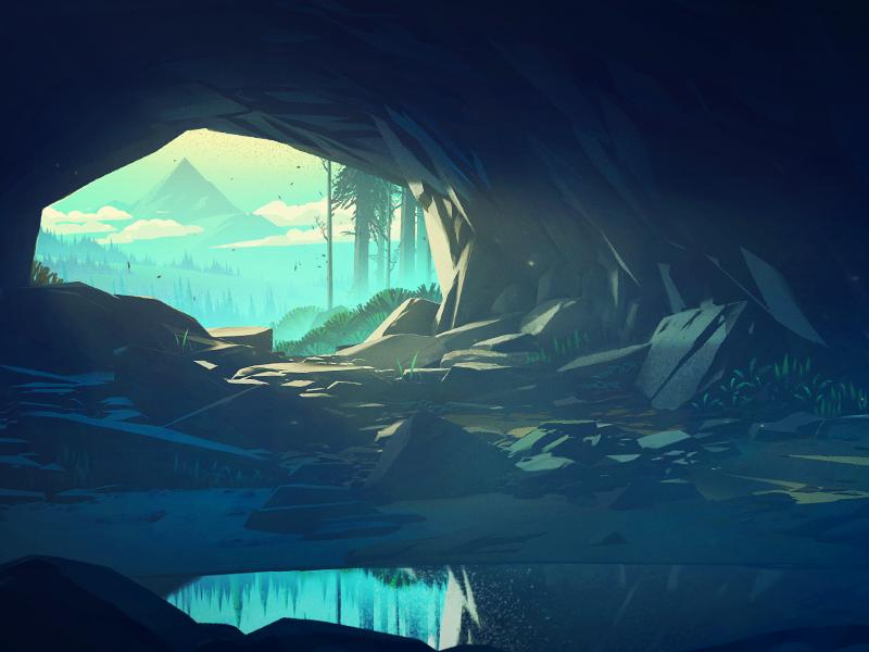 Cave mikaelgustafsson