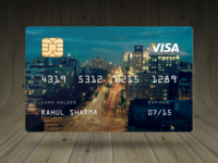 Day#002: Credit Card