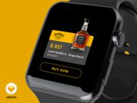 Apple Watch - Jack Daniel's Card