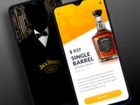 Jack Daniel's Android App
