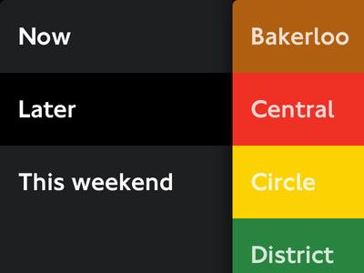 Slide menu iphone slide menu