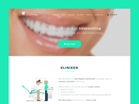 Dentistry Website Concept