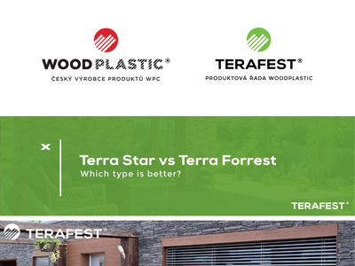 WoodPlastic & Terafest logo design logotype vector icon logo design branding
