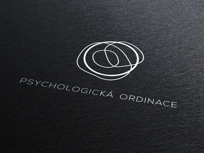 Psychologicka Ordinace graphic design graphic logo design abstract minimal logo design