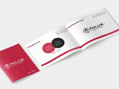 PoLuk graphic manual graphic design graphic logo branding design