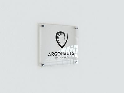 Unrealised - Argonauts modern logo modern design logotype graphic graphic design vector minimal logo branding design