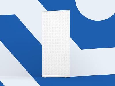 Dosportu minimal ui branding graphic roll up billboard logodesign logo design mock up