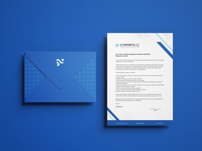 DoSportu 2 visual identity ui modern logo minimal vector design graphic design branding logodesign logo