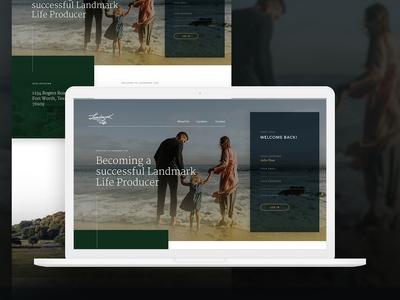 Landmark Home Page