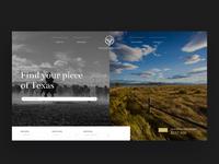 Texas Land Website