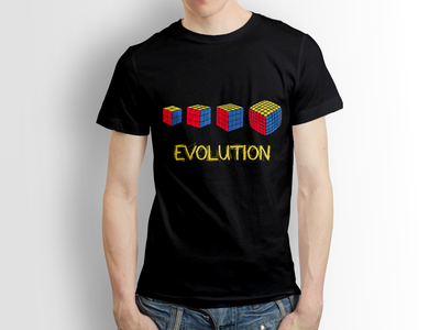 Evolution Illsutration illustration