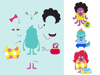 Avatar - Devoradores de Livros animation vector avatar illustration ui web