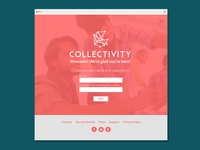 Collectivity Sign Up
