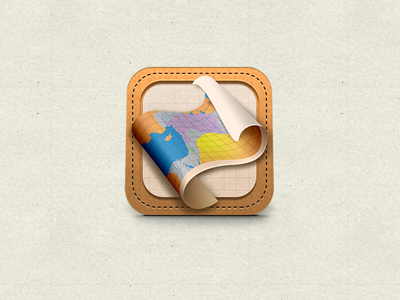 iOS Bible Maps App