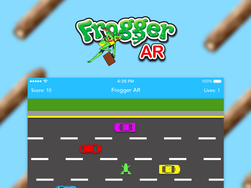 Frogger ar