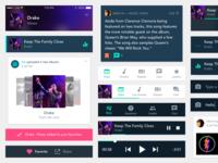 Music Companion App - Style Exploration