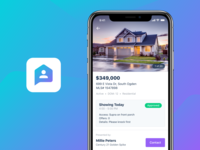 Proxy Real Estate Showings App