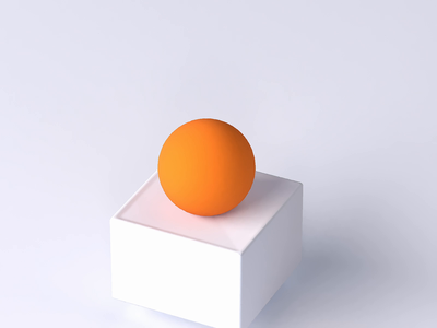 Sexy Button #2 motion animation cinema4d c4d ios reality vr ux augmented ar ui