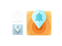 Icon for android app Location Notifier